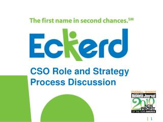 CSO Role and Strategy Process Discussion
