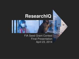 ResearchIQ
