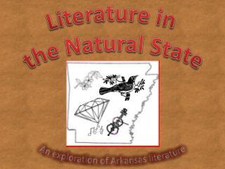 An exploration of Arkansas literature