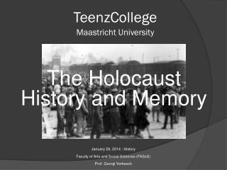 TeenzCollege Maastricht University