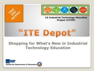 """ITE Depot"""