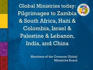 Zambia & South Africa