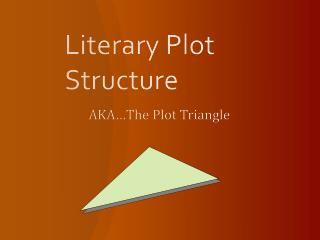 Literary Plot Structure