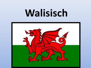 Walisisch