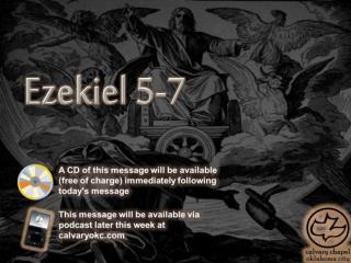 Ezekiel 5-7