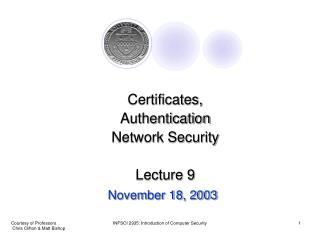 November 18, 2003