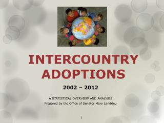 INTERCOUNTRY ADOPTIONS