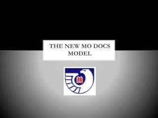 The new MO Docs Model
