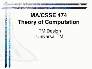 TM Design Universal TM
