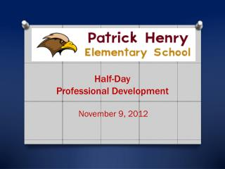 Half-Day Professional Development