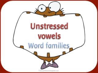 Unstressed vowels