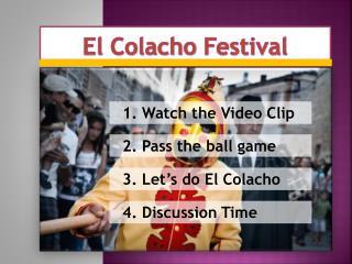 El  Colacho  Festival