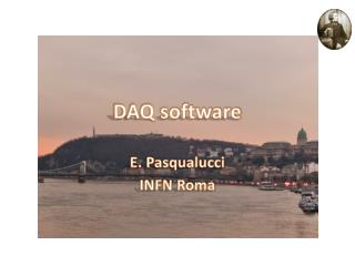 DAQ software
