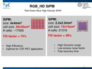 RGB_HD  SiPM