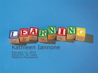 Kathleen Iannone