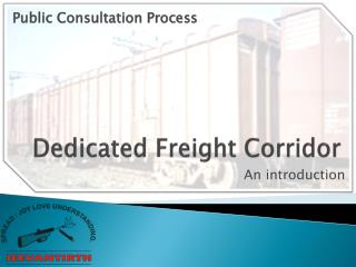 Dedicated Freight Corridor