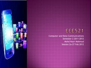 EEE521