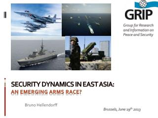 Security dynamics in East Asia: An emerging arms race?