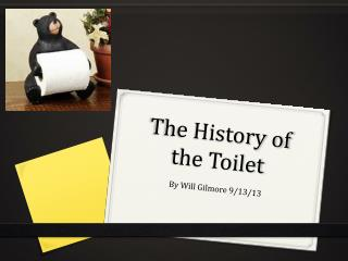 The History of the Toilet