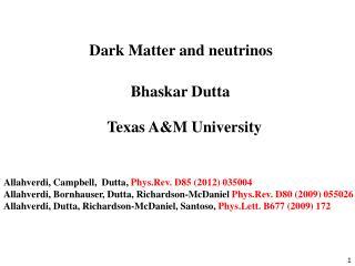 Bhaskar Dutta