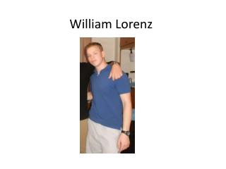 William Lorenz