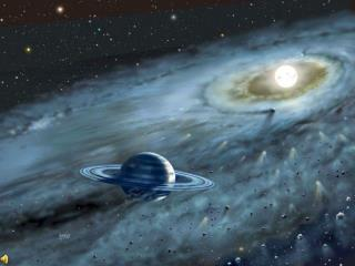 Powstanie wszechświata  i gwiazdozbiorów