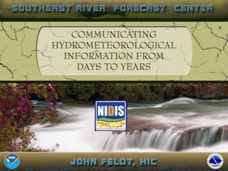 Spectrum of Vital Water Information