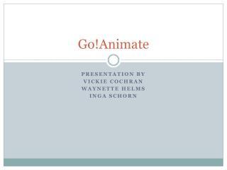 Go!Animate