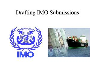 Drafting IMO Submissions