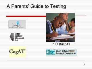 A Parents' Guide to Testing