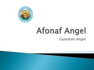 Afonaf Angel