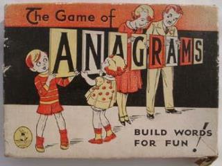 Anagram Challenge