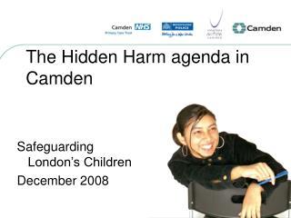 The Hidden Harm agenda in Camden