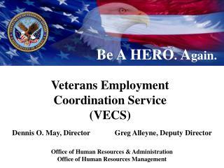 Veterans Employment Coordination Service VECS