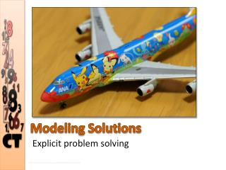 Modeling Solutions