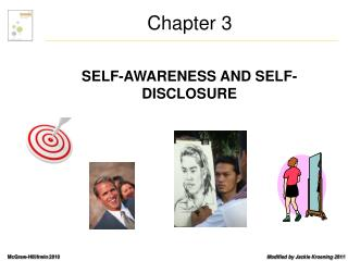 SELF-AWARENESS AND SELF-DISCLOSURE