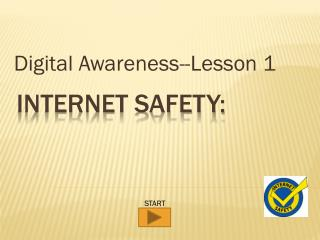 Internet safety:
