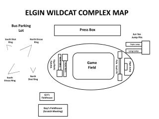 ELGIN WILDCAT COMPLEX MAP