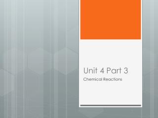 Unit 4 Part 3
