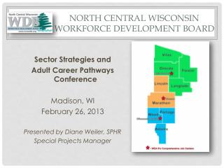 North Central Wisconsin Workforce Development Board