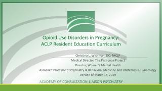 Considerations: Spinal  Epidural Anesthesia