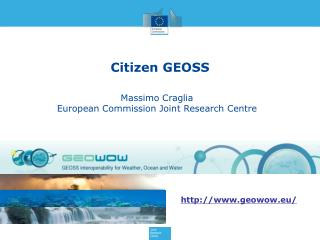 Citizen GEOSS