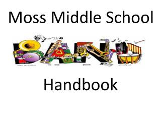 Moss Middle School