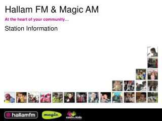 Hallam  FM & Magic AM
