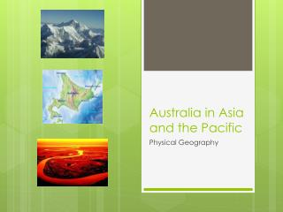 Australia in Asia and the Pacific