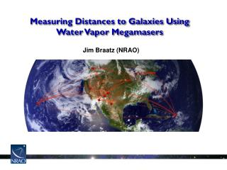 Measuring Distances to Galaxies Using Water Vapor  Megamasers