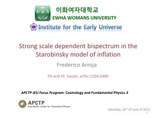 S trong scale dependent  bispectrum  in the  Starobinsky  model of inflation