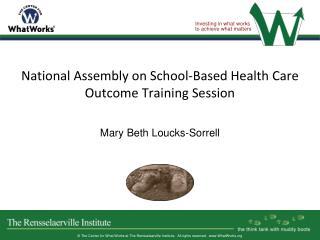 Mary Beth Loucks-Sorrell