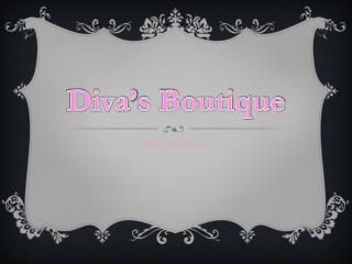 Diva's Boutique