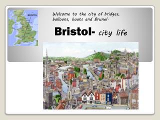 Bristol- city life